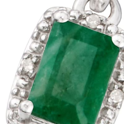 May - Emerald. Image Featuring Emerald Ring
