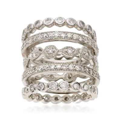 CZ Rings. Image Featuring CZ Ring