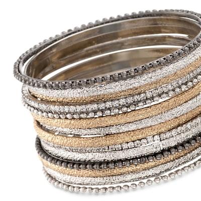 Stackable Bracelets. Image Featuring Stackable Bracelets