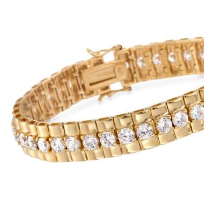 CZ Bracelets. Image Featuring CZ Bracelets