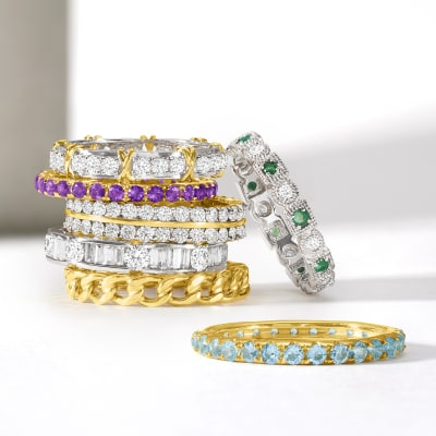 Rings you'll love forever. Shop Eternity Bands