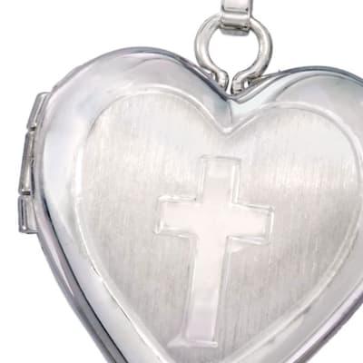 Religious Jewelry. Image Featuring Cross Pendant