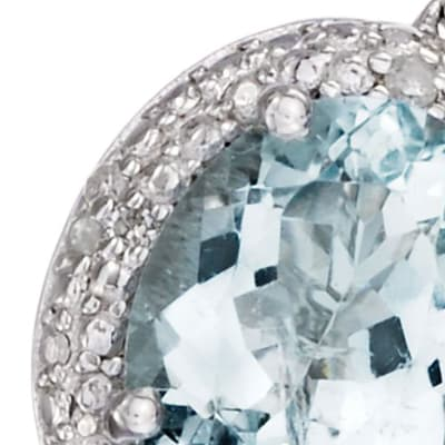 March Aquamarine. Image Featuring Aquamarine Ring