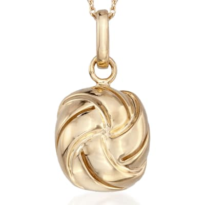 Gold Pendants. Image Featuring a Gold Pendant