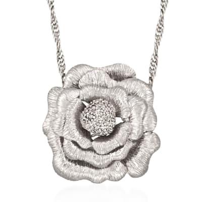 Silver Pendants. Image Featuring a Silver Pendant