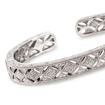 Diamond Bangles. Image Featuring Diamond Bangle Bracelets