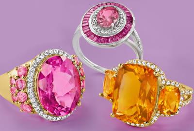 Bold Gemstones