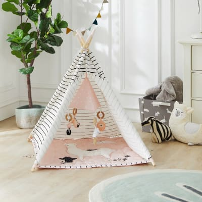 Baby-To-Child Llama Activity Tent and Play Mat