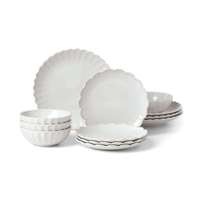 "Lenox ""French Perle"" 12-pc. Dinnerware Set"