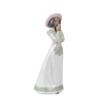 "Nao ""Sunday Best"" Porcelain Figurine"