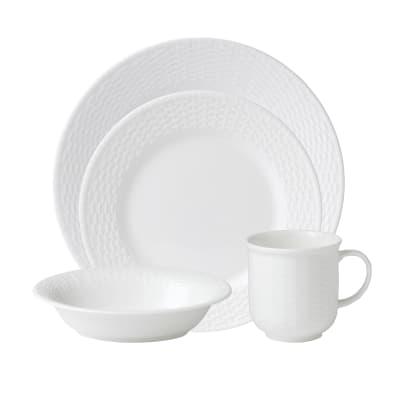 "Wedgwood ""Nantucket Basket"" Bone China Dinnerware"