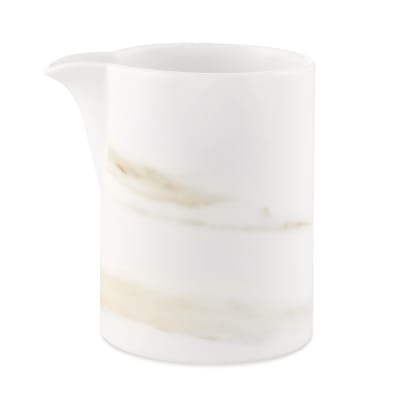 "Vera Wang for Wedgwood ""Vera Venato Imperial"" Creamer Pitcher"