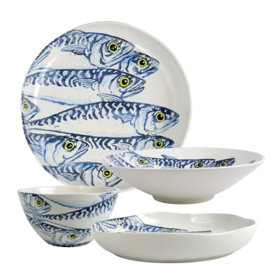 "Vietri ""Maccarello"" Serving Bowl from Italy"