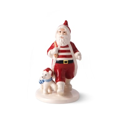 Royal Copenhagen 2020 Annual Santa Figurine