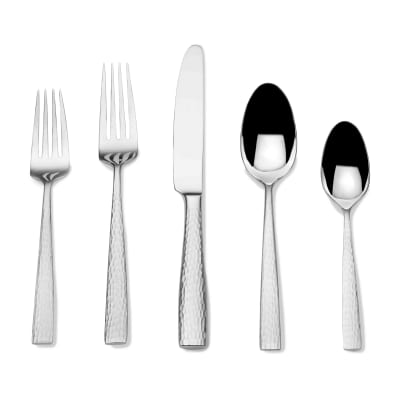 "Mikasa ""Oliver Satin"" 60-pc. Service for 12 Flatware Set"