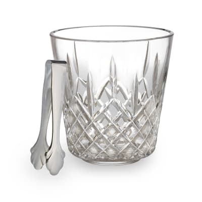 "Waterford Crystal ""Lismore"" Ice Bucket"