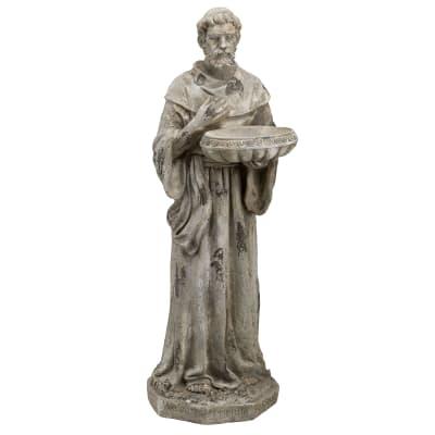 Regal St. Francis Outdoor Statue