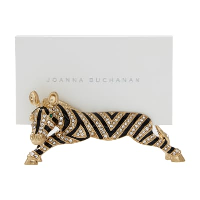 Joanna Buchanan Zebra Place Card Holders