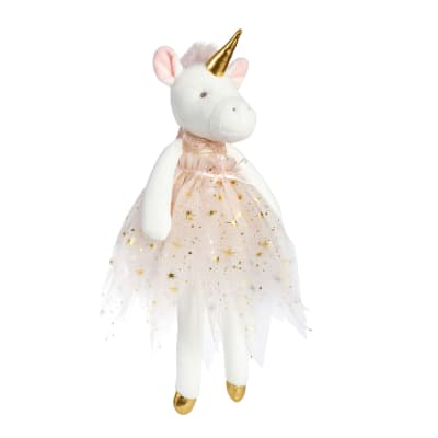 Child's Large Unicorn Stuffed Animal by Stephen Joseph