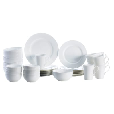 "Mikasa ""Delray"" 40-pc. Service for 8 Dinnerware Set"