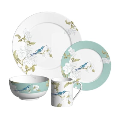 "Royal Worcester ""Nectar"" Porcelain Dinnerware"