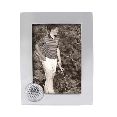 Mariposa Golf Ball 5x7 Picture Frame