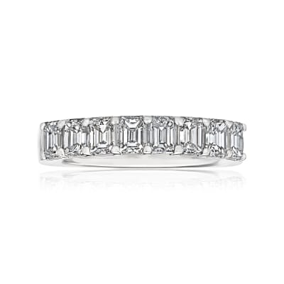 1.00 ct. t.w. Diamond Wedding Ring in Platinum