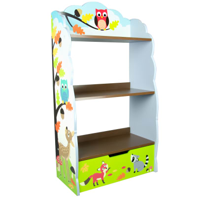 "Child's ""Enchanted Woodland"" Bookshelf"