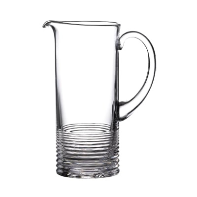 "Waterford Crystal ""Mixology Circon"" Pitcher"
