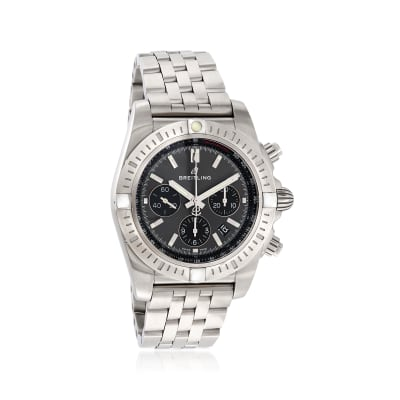 Breitling Chronomat Men's 44mm Stainless Steel Watch