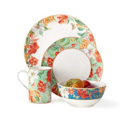 "Spode ""Maui"" Porcelain Dinnerware"