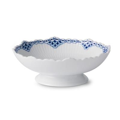 "Royal Copenhagen ""Princess"" Footed Bowl"