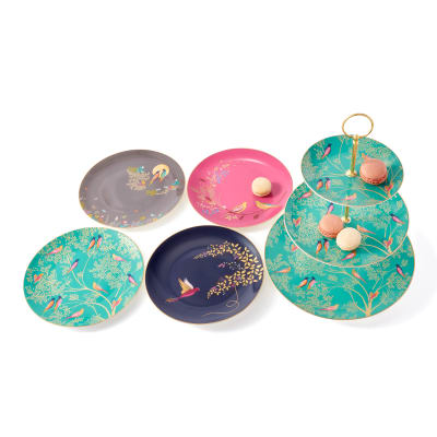 Sara Miller London for Portmeirion Chelsea Porcelain Tea Collection