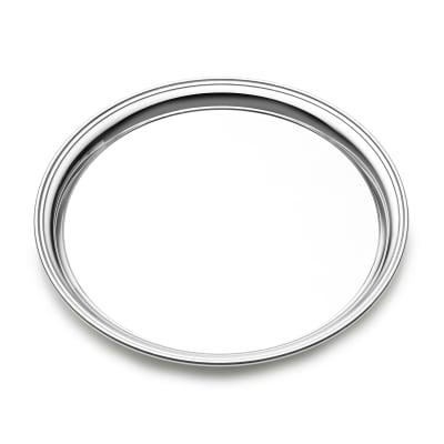 Empire Sterling Silver Round Presentation Tray