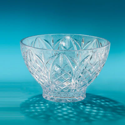 "Waterford Crystal ""Northbrooke"" Centerpiece Bowl"
