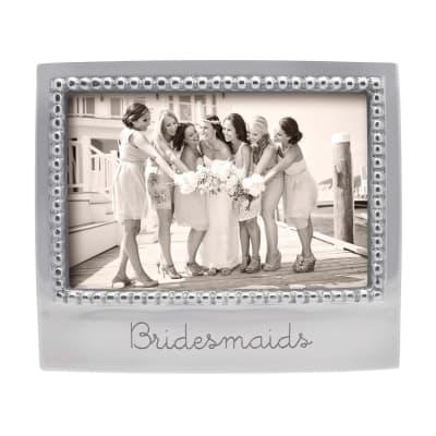 "Mariposa ""Bridesmaids"" 4x6 Photo Frame"