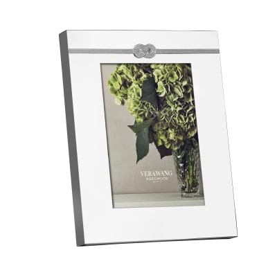 "Vera Wang for Wedgwood ""Infinity"" Photo Frame"