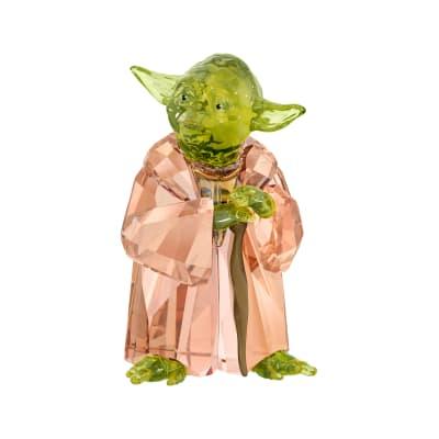 Swarovski Crystal Disney Star Wars Master Yoda Figurine