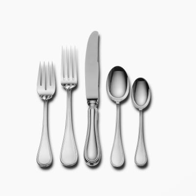 """Wallace """"Giorgio"""" 46-pc. Service for 8 Sterling Silver Dinner Setting"""