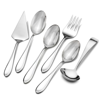 "Mikasa ""Bravo"" 6-pc. 18/10 Stainless Steel Serving Set"