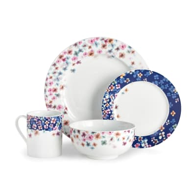 "Spode ""Midsummer"" Dinnerware Set"