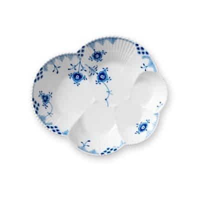 "Royal Copenhagen ""Blue Elements"" Sky-Shaped Dish"
