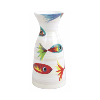"Vietri ""Pesci Colorati"" Wine Carafe from Italy"