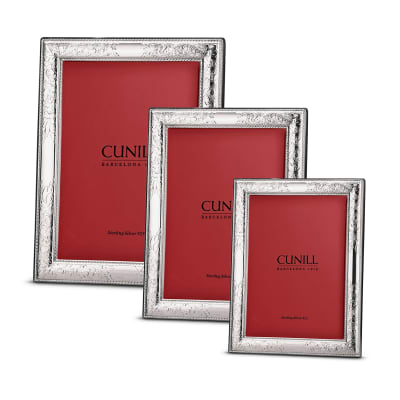 Cunill Italian Sterling Silver Vintage Picture Frame