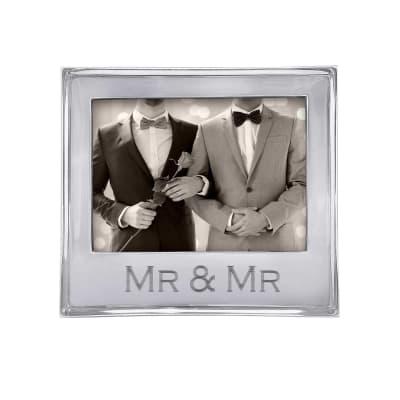 "Mariposa ""Signature"" Mr. & Mr. 5x7 Frame"