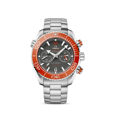 Omega Seamaster Planet Ocean Men's 46mm Automatic Stainless Steel Watch