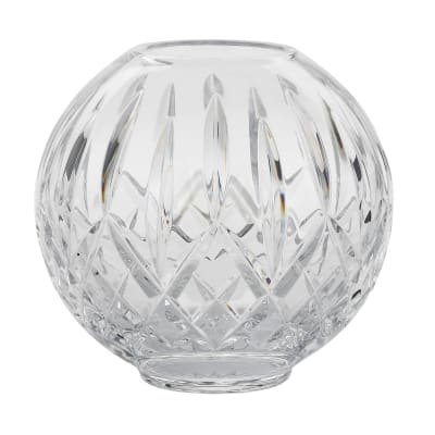 "Waterford Crystal ""Lismore"" Rose Bowl"