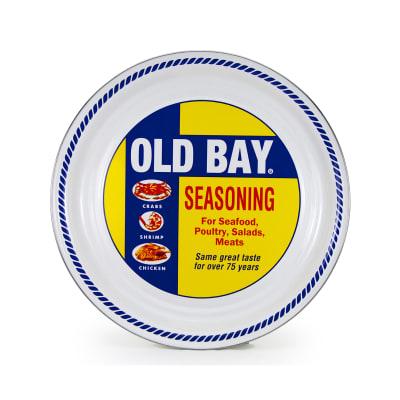 "Golden Rabbit ""Old Bay"" Large Serving Tray"