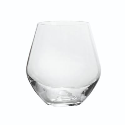 "Mikasa ""Gianna"" Set of 6 Stemless Glasses"