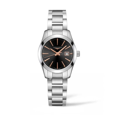 Longines Conquest Classic Women's 29mm  Stainless Steel Watch